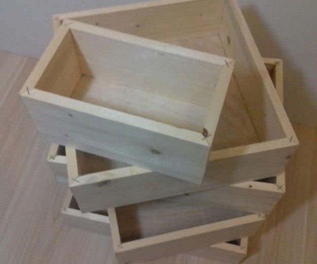 Ящики деревянные. Фото 3. Орел-Изумруд.