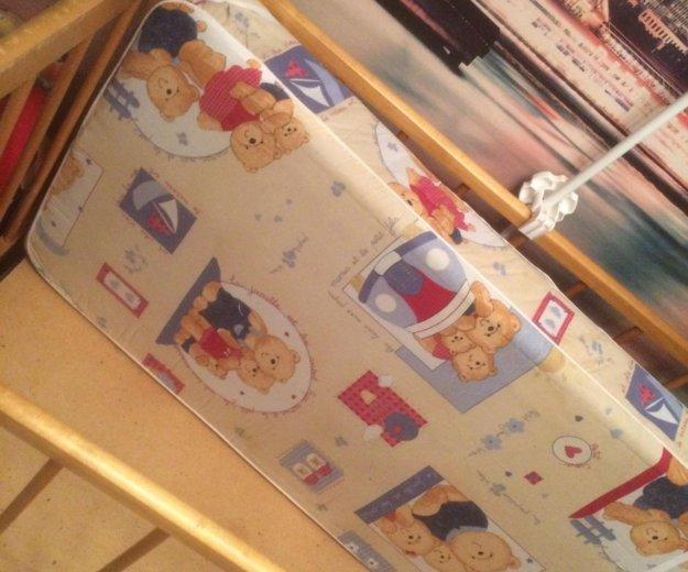 Детская кроватка. Фото 2. Омск.