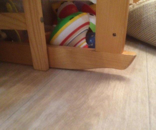 Детская кроватка. Фото 1. Омск.