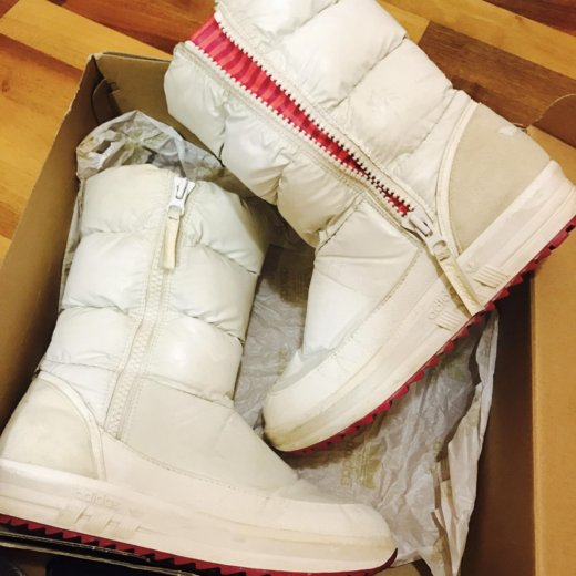 Сапоги дутики adidas  💓. Фото 1. Ростов-на-Дону.