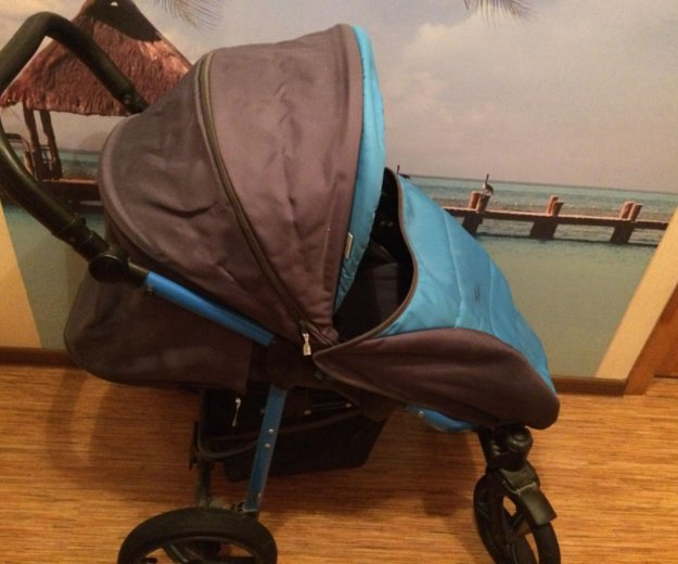 "Детская коляска ""bebetto filippo"". Фото 2. Череповец."