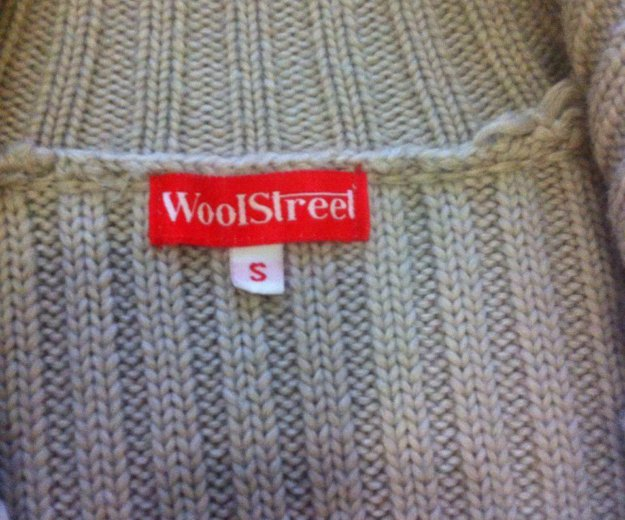 Кардиган  wool street. Фото 2. Ростов-на-Дону.