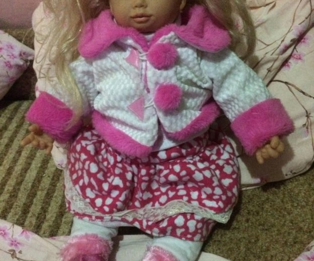 Кукла. Фото 1. Реутов.