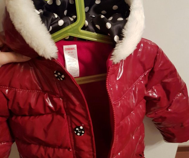 Курточка для девочки (зимняя). Фото 1. Москва.