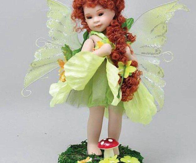 Кукла фея. Фото 1. Москва.