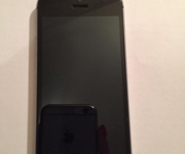 Iphone 5s 16 gb space gray. Фото 1. Ивантеевка.