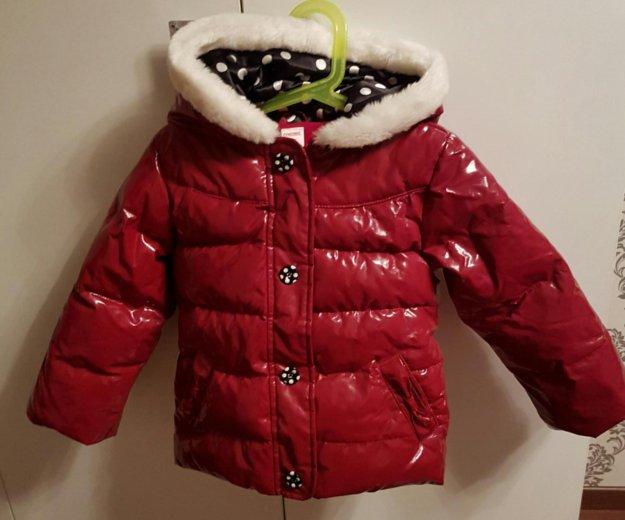 Курточка для девочки (зимняя). Фото 3. Москва.