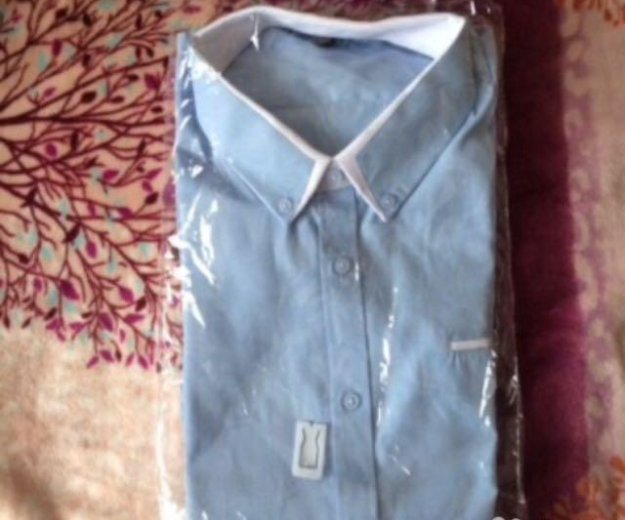 Мужская сорочка рубашка новая. Фото 2. Санкт-Петербург.