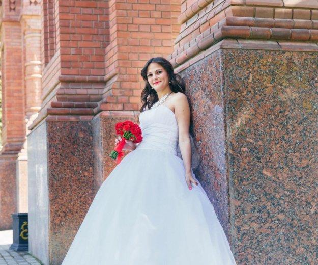 Свадебное платье. Фото 1. Краснодар.