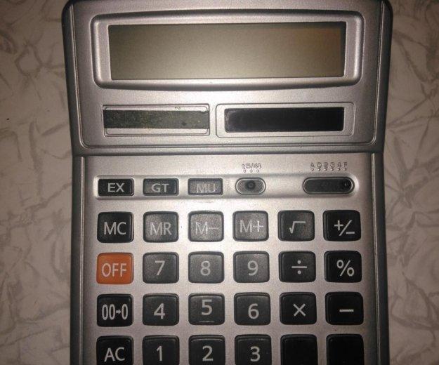 Калькулятор. Фото 1. Москва.