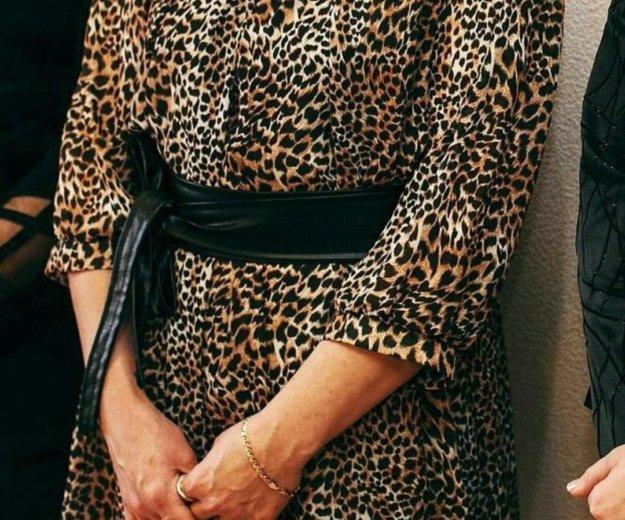 Леопардовое платье. Фото 1. Нижний Новгород.