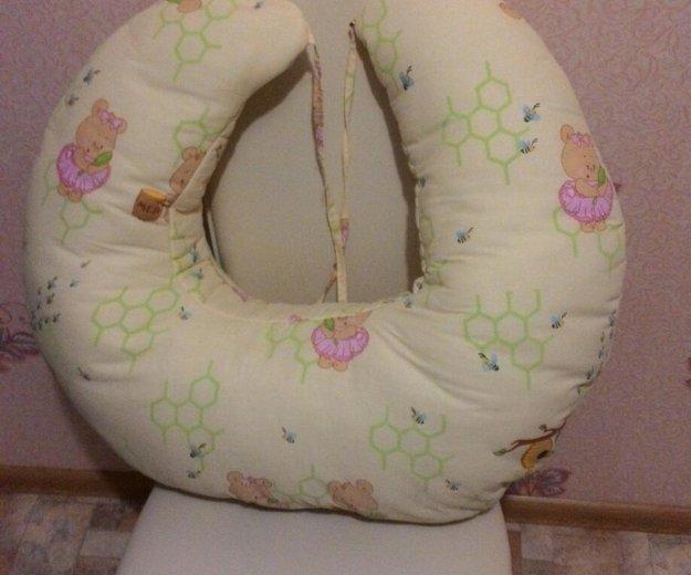 Подушка для кормления. Фото 1. Саратов.