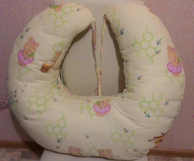 Подушка для кормления. Фото 2. Саратов.