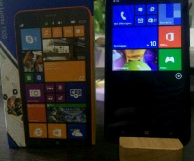 Nokia lumia 1320 в отличном состоянии. Фото 1. Пермь.