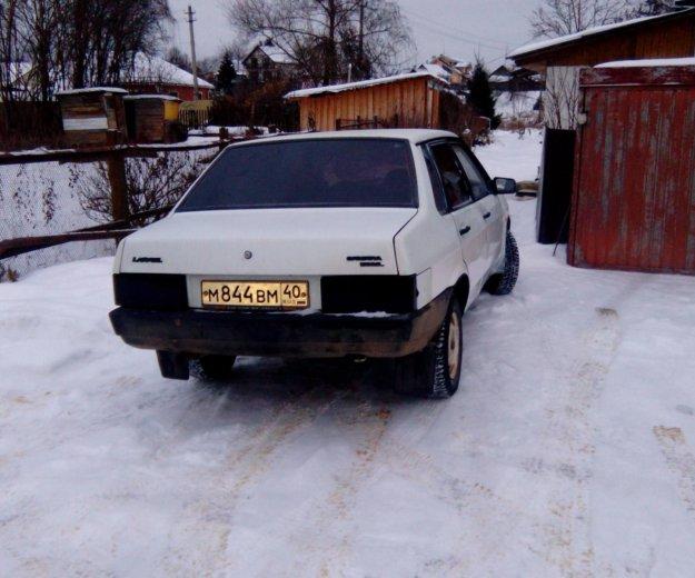 Ваз21099. Фото 2. Боровск.