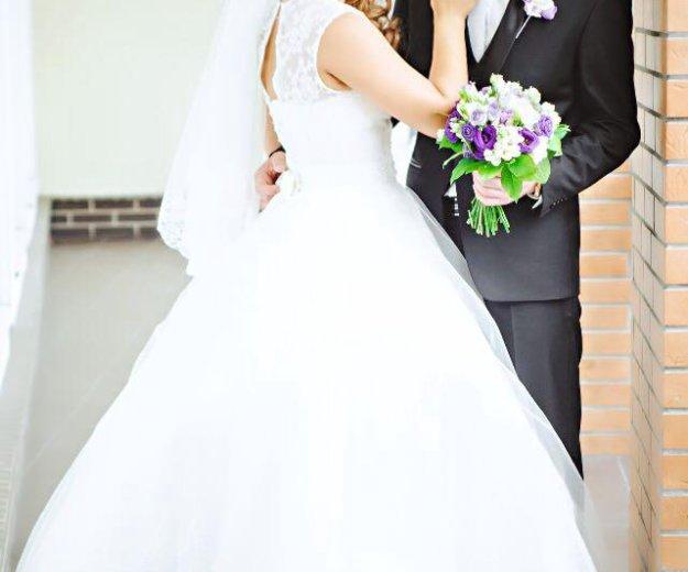 Свадебное платье. Фото 1. Калининград.