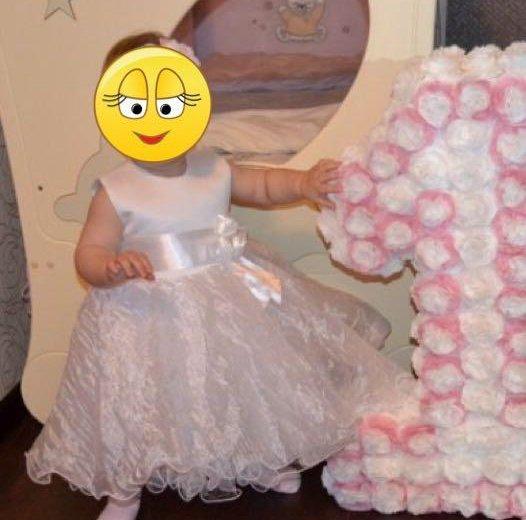 Платье для девочки. Фото 1. Саратов.