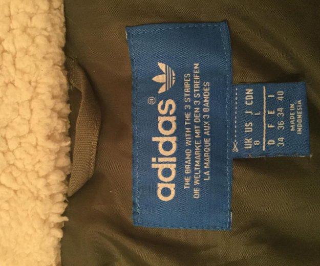 Зимняя куртка adidas. Фото 3. Санкт-Петербург.