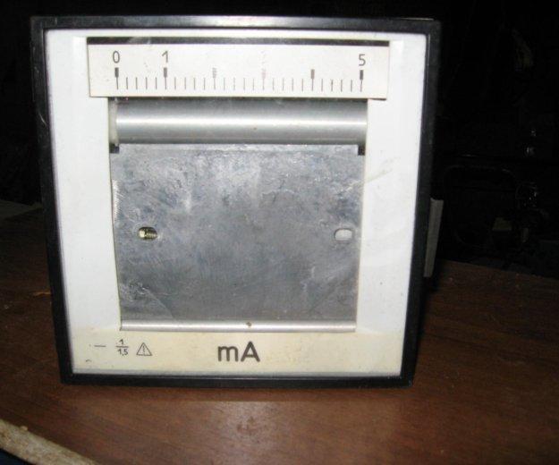 Миллиамперметры. Фото 2. Тверь.