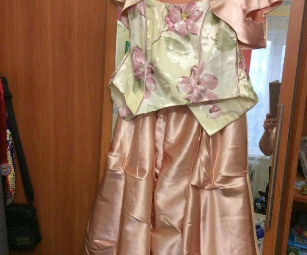 Вечернее платье очень красивое р 46-48. Фото 1. Санкт-Петербург.