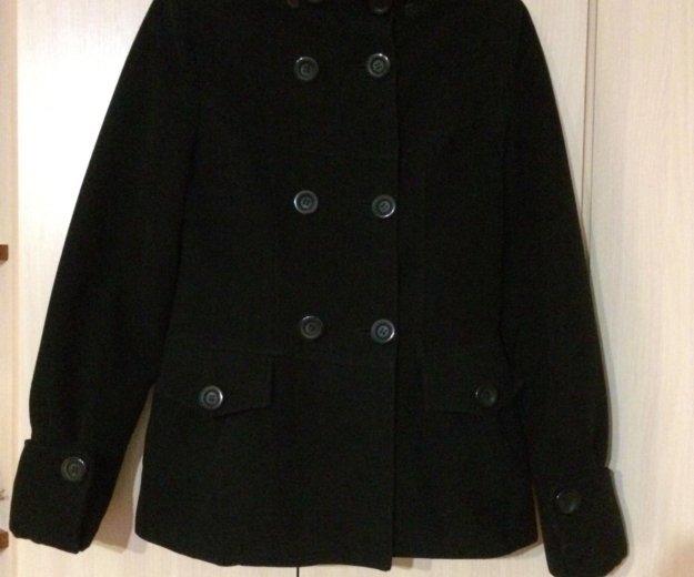 Пальто демисезонное. Фото 1. Чайковский.