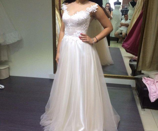 Свадебное платье. Фото 2. Саранск.
