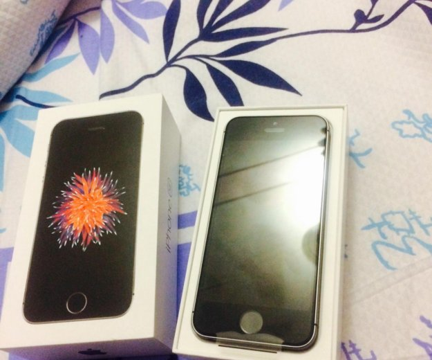Apple iphone se. Фото 1. Ессентуки.