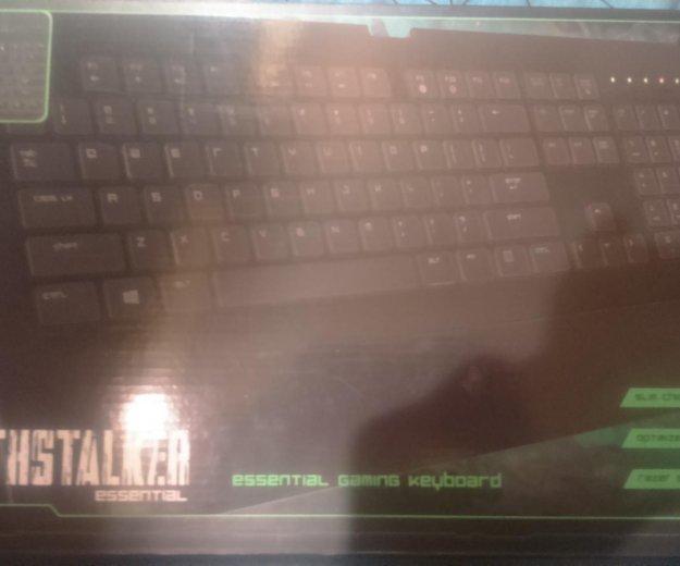 Razer deathstalker,игровая клавиатура. Фото 1. Череповец.