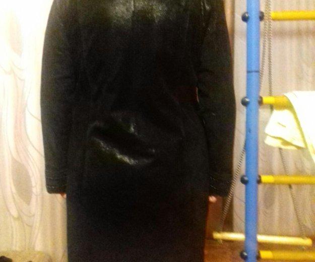 Пальто из натуральной замши. Фото 3. Саратов.