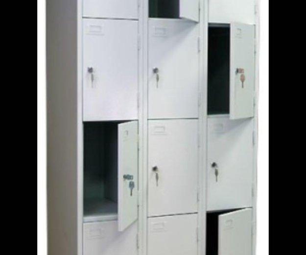 Шкаф металлический. Фото 1. Ставрополь.
