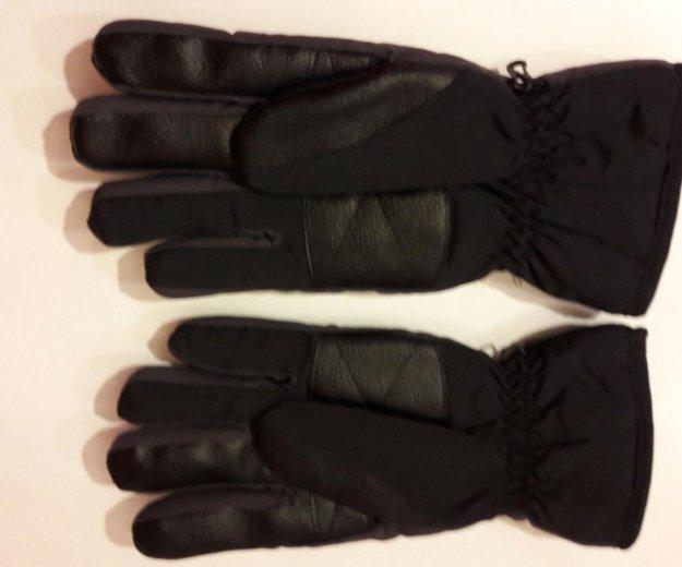 Перчатки тёплые большие. новые. Фото 2. Москва.