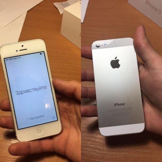 Iphone 5 32gb. Фото 2. Мурино.