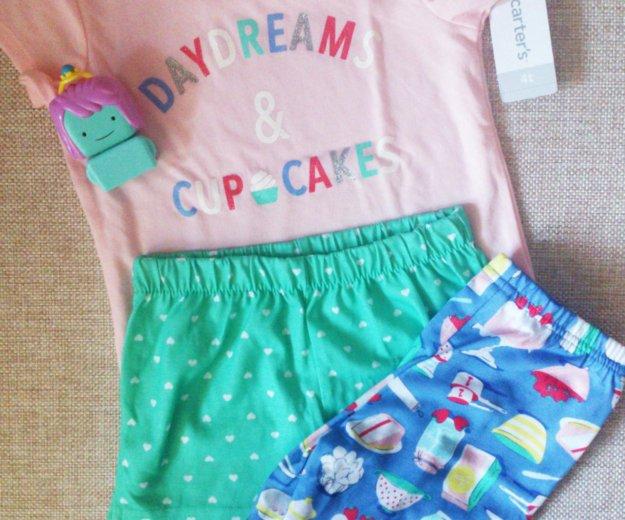 Новая пижама carters для девочки. Фото 1. Санкт-Петербург.