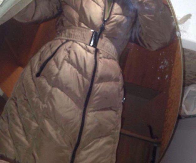 Тёплое зимнее пальто. Фото 1. Балашиха.