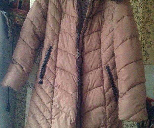 Тёплое зимнее пальто. Фото 2. Балашиха.