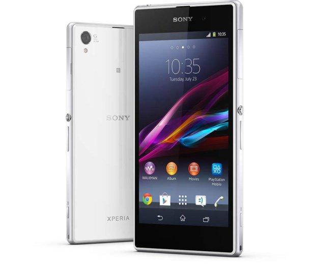 Sony xperia z1. Фото 1. Тюмень.