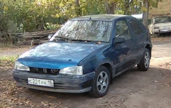 Opel kadett, 1991г. Фото 1. Пирогово.