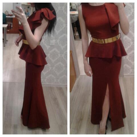 Платье новое. Фото 1. Волгоград.