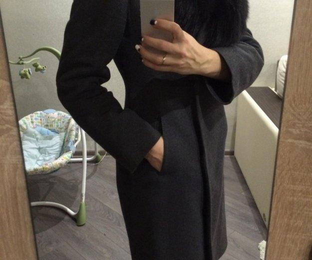 Женское пальто. Фото 3. Павловский Посад.