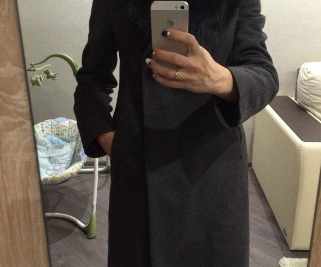 Женское пальто. Фото 4. Павловский Посад.