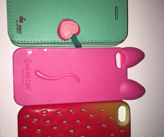 Чехлы на iphone 5, 5s. Фото 3. Красногорск.