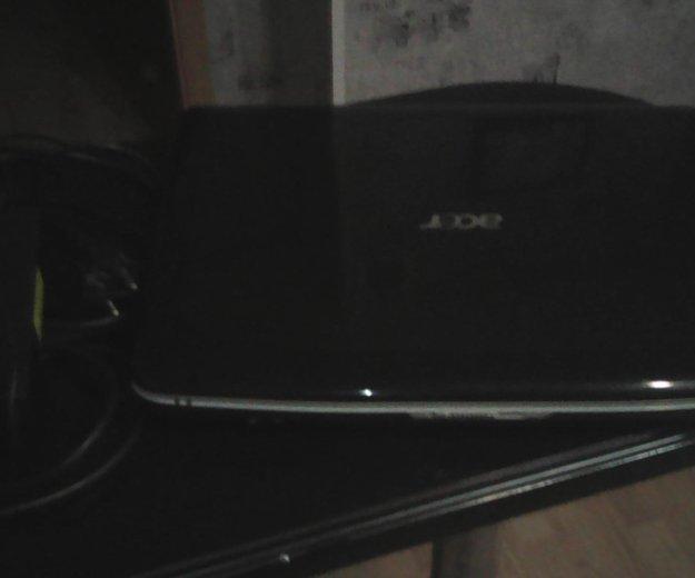 Ноутбук аser 5520g. Фото 3. Новое Девяткино.