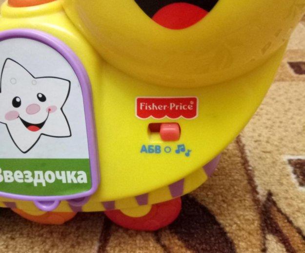 Развивающая гусеничка. Фото 2. Москва.