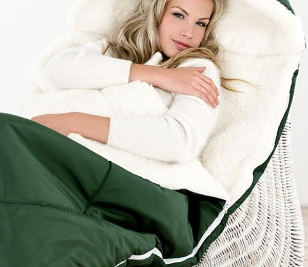 Спальный мешок альверо. Фото 3. Москва.