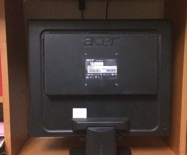 Acer монитор. Фото 3. Москва.