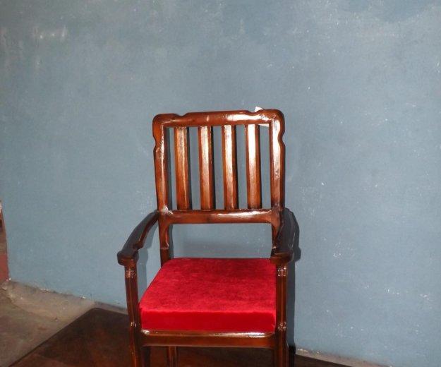 Кресло деревянное. Фото 3. Самара.