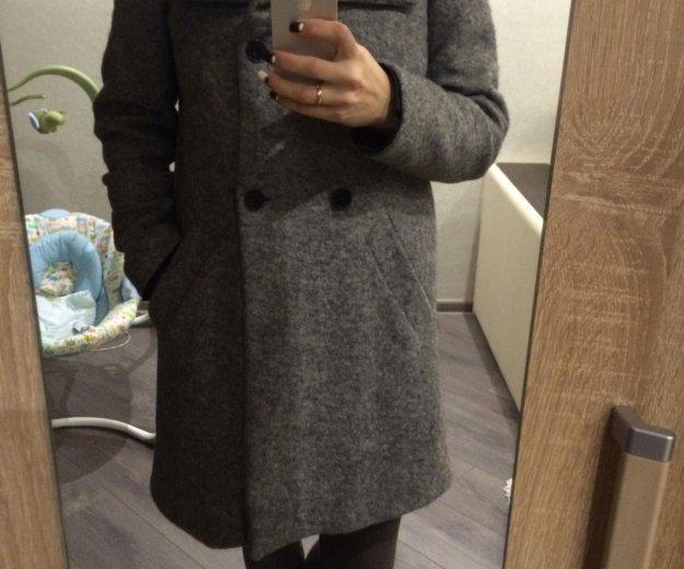 Женское пальто. Фото 1. Павловский Посад.
