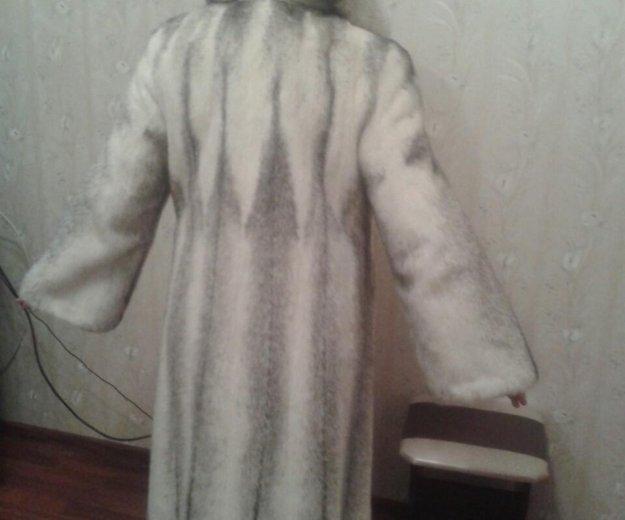 Шуба норковая. Фото 1. Домодедово.