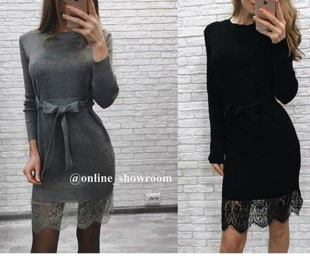 Платье, черное. Фото 1. Пенза.