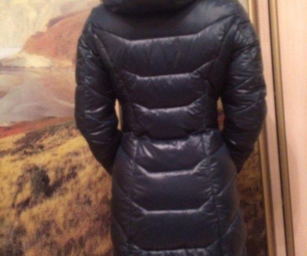 Новое зимнее пальто хлофайбер. Фото 4. Звенигород.